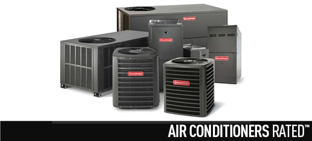 silent central air conditioner