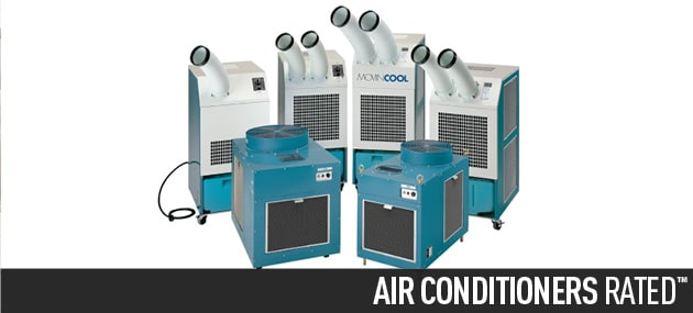 Silent Commercial Air Conditioner