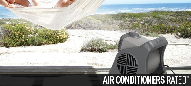 Silent Outdoor Air Conditioner