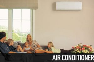 Silent Split Air Conditioner